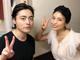 SAYUKI、弟・山田孝之のミュージカルを鑑賞して2ショット 「たーの噛み締めるような表情が感慨深く……」