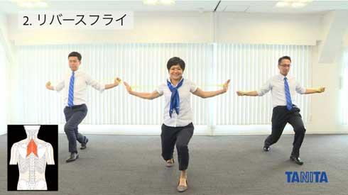 タニタ体操 健康づくり エクササイズ 法人向け 動画 販売 導入セミナー