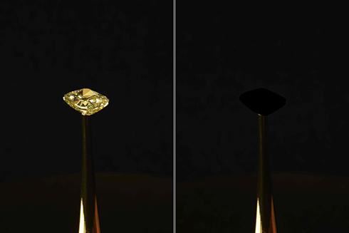 MIT研究者が「最も黒い物質」を偶然発見 99.995%の光を吸収 - ねとらぼ