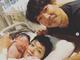 """遠藤久美子、""""超安産で""""第2子男児を出産 夫・横尾初喜が赤ちゃんとの3ショット公開"""