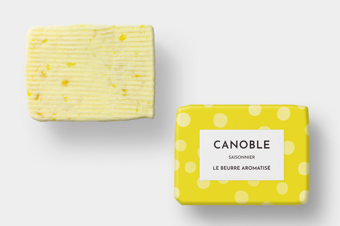 カノーブル「食べるバター」の秋冬コレクションが来たぞ ...