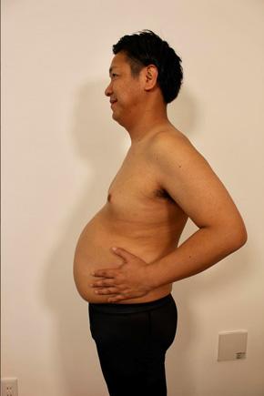 川島章良 はんにゃ ロシアン佐藤 大食い ダイエット ブログ ビフォーアフター