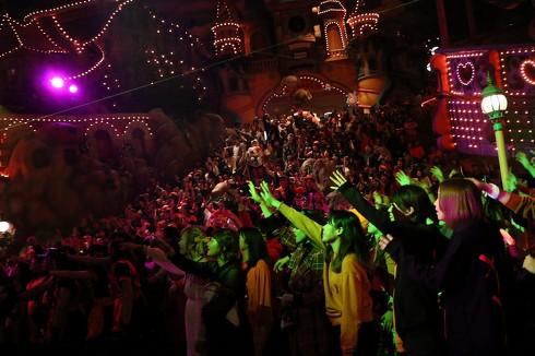 サンリオピューロランドハロウィーンパーティ