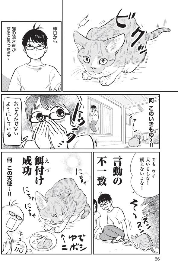 三本一舞『モモが行方不明』2