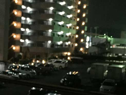 iPhone6 iPhone11Pro カメラ 比較 写真 夜景 ナイトモード