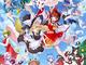 東方Project公認ゲームアプリ「東方キャノンボール」ついに配信開始! 霊夢、魔理沙らが戦うボードゲーム