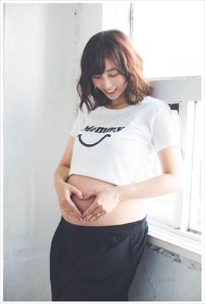 吉木りさ マタフォト マタニティーフォト ブログ 和田正人 妊娠 出産