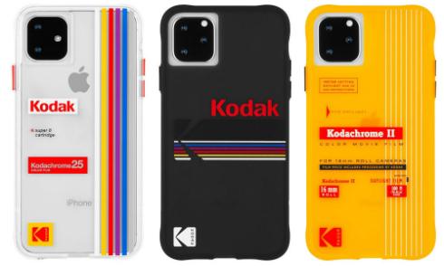 KodakコラボiPhoneケース