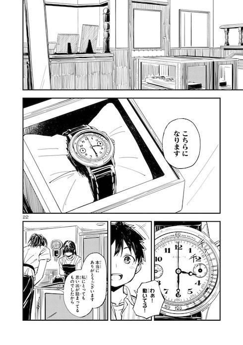 冠さんの時計工房