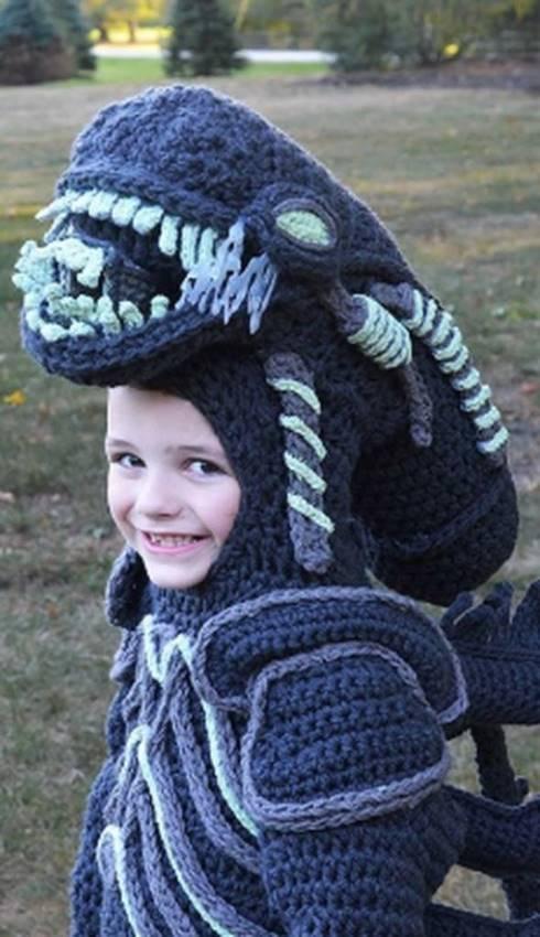 かぎ針編み スケルター