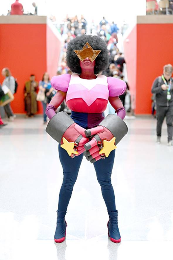 New York Comic Con 2019 コスプレ