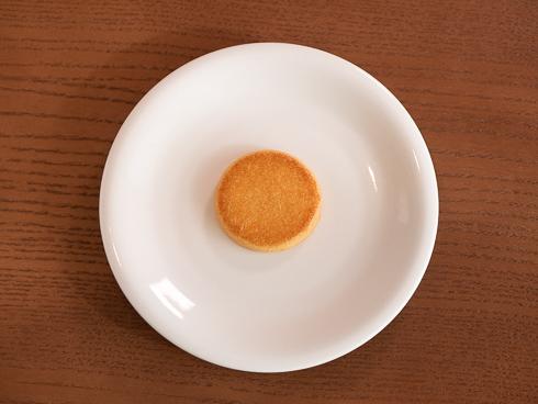 ソルティチーズケーキ 調理過程1
