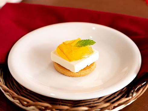ソルティチーズケーキ