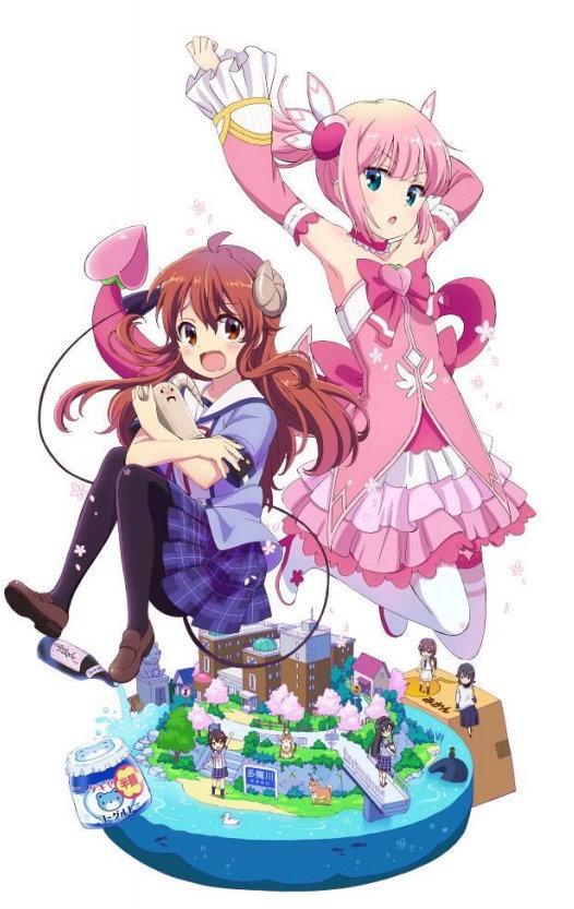 【アニメ/漫画】「まちカドまぞく」アニメ人気で重版決定 そして本当に面白くなるのはアニメの範囲の先からという希望に満ちあふれた話