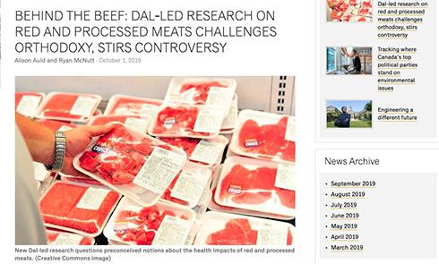 「赤身と加工肉の削減に健康効果ほぼない」 加大学の調査研究の結果が賛否を呼ぶ