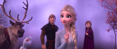 アナと雪の女王2 武内駿輔 オラフ 松たか子 神田沙也加 エルサ アナ