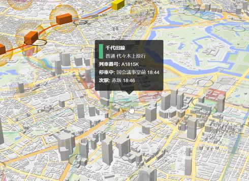 Mini Tokyo 3D
