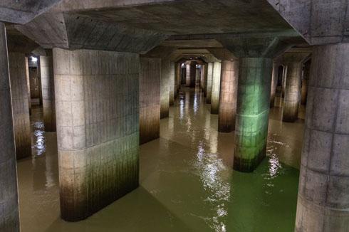 首都圏外郭放水路