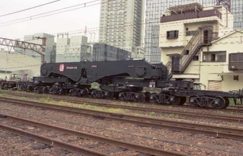 京都鉄道博物館 シキ800 電気機関車 貨車