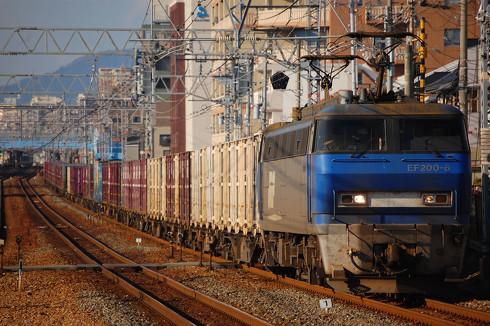 京都鉄道博物館 EF200 電気機関車