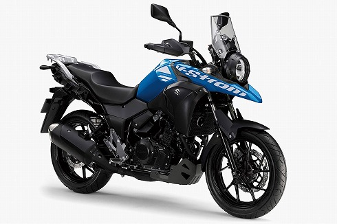 スズキ 「V‐Strom 250 ABS」