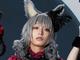 """またしても本気のクオリティー 宇垣美里、銀髪×ケモ耳で""""かまれたさMAX""""な人狼になる"""