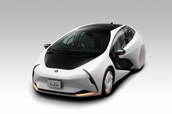 コンセプトカー「LQ」