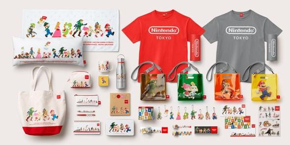 Nintendo TOKYO 渋谷PARCO 任天堂 直営オフィシャルストア オープン グッズ