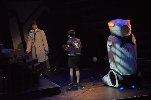サイコパス 舞台 PSYCHO-PASS 久保田悠来 狡噛慎也 河内美里 常守朱