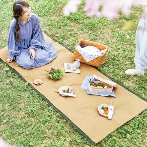 日本の風景を変える 畳シート01