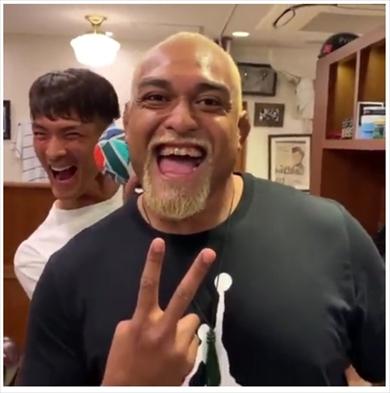槙野智章 中島イシレリ ラグビー 日本代表 サッカー イヤボイ ブログ