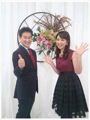 川田裕美 結婚 一般男性 ブログ インスタ 辛坊治郎