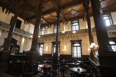 三菱一号館美術館カフェ