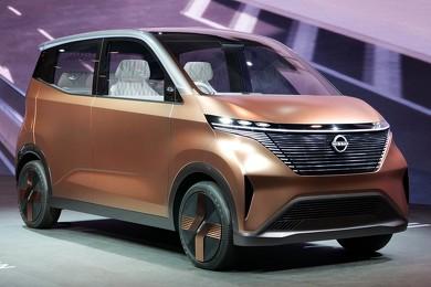 東京モーターショー EV 未来