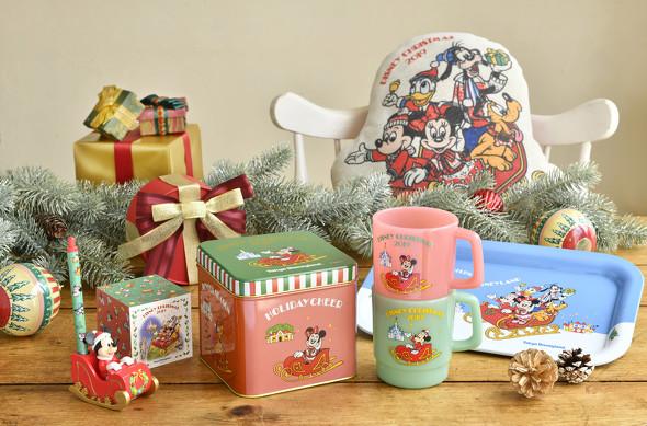 東京ディズニーリゾートクリスマスグッズ