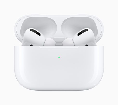 Appleの「AirPods Pro」10月30日発売 値段は2万7800円(税別)