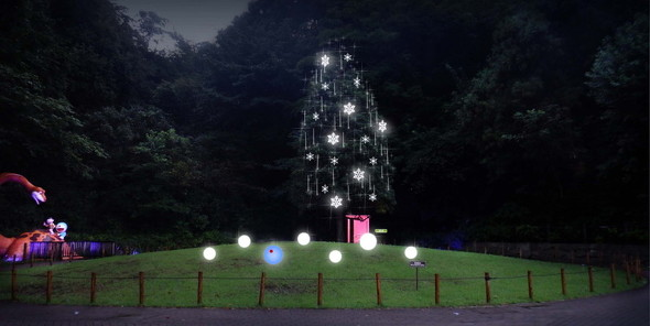 藤子・F・不二雄ミュージアムのクリスマス