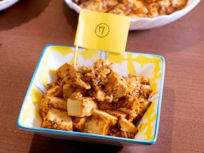 No.7のマーボー豆腐