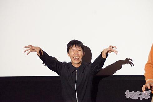 ゴジラ 宇崎竜童 金子修介 GMK ゴジラ誕生祭