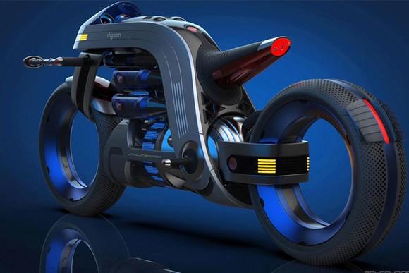 ダイソン 扇風機 バイク