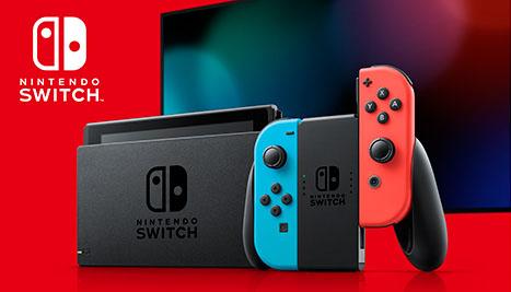 Switch 1000万台