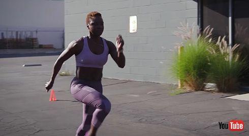 NARUTO走りって本当に速い? 短距離走の金メダリストが全力疾走した検証動画を公開