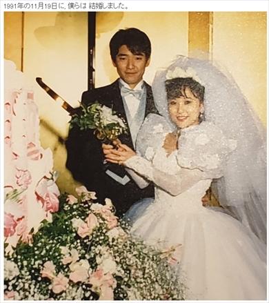 布川敏和 つちやかおり 離婚 夫婦 徹子の部屋 黒柳徹子 ブログ 結婚式