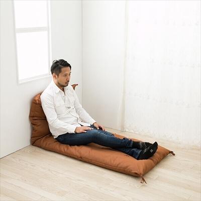 男のゴロ寝クッション