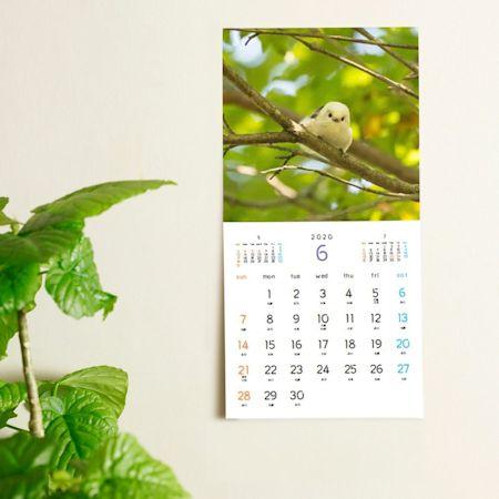 カレンダー飾りイメージ