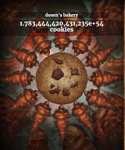 クッキークリッカー
