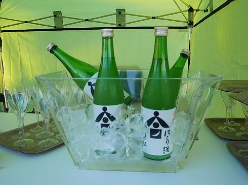京都国立博物館でちょい飲み