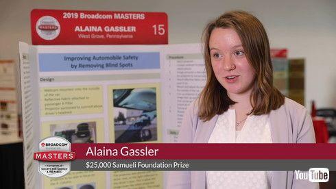 Alaina Gasslerさん