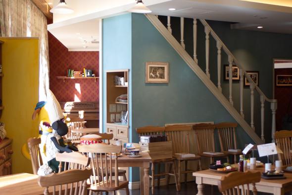 ひつじのショーンビレッジ ショップ&カフェ