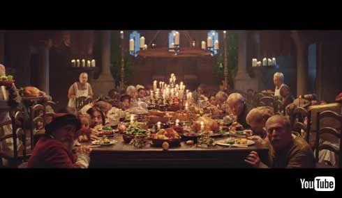 英 イギリス 百貨店 ジョン・ルイス 2019 クリスマス CM ドラゴン エドガー